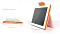 Оригинал KALAIDENG Ультра-тонкая удобная Бумажник Кожаный чехол для iPad 3 4 iPad
