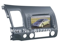 DVD PLAYERS FOR  NEW CIVIC WITH GPS ,BLUETOOTH ,DVB-T,etc.