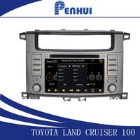 Car GPS for Toyota land cruiser 100