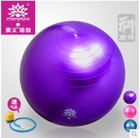 Fitness ball 75cm yoga ball  slimming ball explosion-proof thickening yoga ball