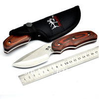 Free Shipping ELK MOUNTAIN BUCK Full Tang Hunting Knife Camping Fishing Survival Outdoor knives