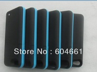 By FREE SHIPPING EMS DHL 2200mah Rechargeable Backup Battery Case For Apple Iphone 5