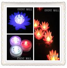 wholesale underwater floral lights