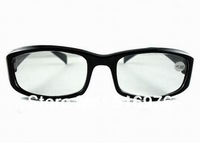 Free Shipping 2013 Hot Sale Black Cheap Plastic Reading Glasses Frame For Parents 40pcs/lot
