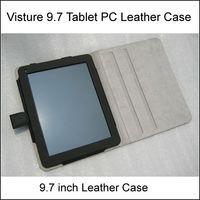 Customized Leather Case for Visture V97 HD Cube U9GTV Vido N90 FHD Chuwi V99 9.7 inch Tablet