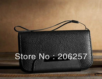 for samsung galaxy s3 case Free shipping, Wallet Leather Case For I9300 PU Case for Samsung Galaxy SIII  I9300 with stand