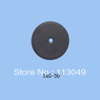 30MM diameter TAG RFID coin card,125khz id tags ,em4100 id tags card