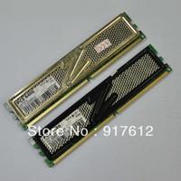 FREE SHIPPING OCZ Cold series 2GB 240-Pin DDR2 SDRAM DDR2 800 (PC2 6400) Desktop Memory Vista upgrade