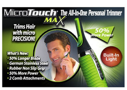 As seen on TV, All-in-one Personal Hair Trimmer for men, Keep Unwanted Hair in Check with a Convenient Personal Trimmer(Hong Kong)