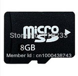 Brand NEW REAL 2GB 4GB 8GB MICROSD MICRO SD HC CLASS 4 OR CLASS 6 MICROSDHC