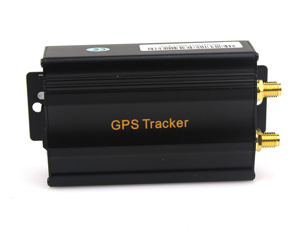 New Realtime GSM/GPRS/GPS Car gps Vehicle Tracker Quad Band Shake Shock Sensor TK103A Q0072A Alishow(China (Mainland))