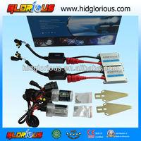 12v 35w G350 H1 H3 H7 H8 H9 H10 H11 9005/HB3 9006/HB4 9004-1 9007-1 880 881 D2C  Glorious brand , wholesale hid conversion kit