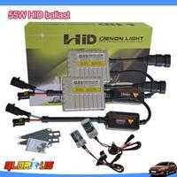 55W HID kit H1 H3 H4 H7 H8 H9 H10 H11 9005 9006 9004 9007 AUTO HID bulb 55W xenon HID kit,car xenon kit h4 55w