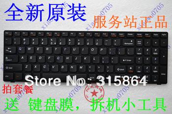 FREE SHIPPING+FOR Lenovo z560 z560a z560g z565 g570 g575 laptop keyboard US
