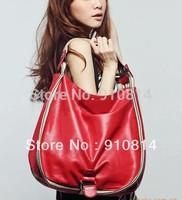 PU leather designer handbag european brand hobo handbag 2014 ladies cosmetic bags desigual women casual  shoulder bags