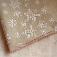 ZAKKA linen fabric white snow  linen cotton fabric 155*100cm  ML029