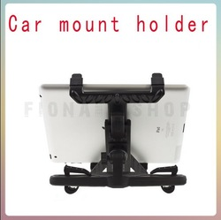 Free shipping!! Car auto Mount Universal DVD-C Portable Holder for ipad and other device(China (Mainland))