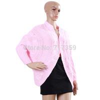 New Fashion Women's Batwing Cape Poncho Knit Top Cardigan Sweater Coat AY650731