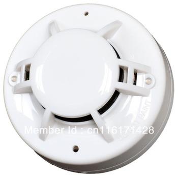 Conventional Alarm System Milti Sensor Smoke Detector Heat