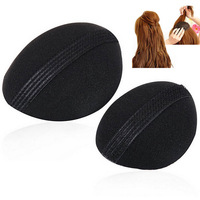 1sets(2pcs)  Hair Base Velcro Bump Styling Insert Tool VolumeWholesale