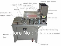 Brand New Stainless steel  Manual capsule filling machine ( GMP Standard) with one set of 0# capsule mould
