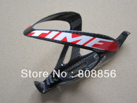 New arrival TIME full carbon fiber bottle cage bike bottle cage Bicycle Accessories