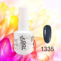 12pcs DHL free shipping (10colors+1base gel+1top gel) Free shipping wholesale soak off led&uv nail gel
