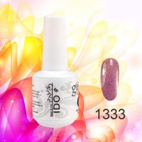 24pcs DHL free shipping(3-6days) uv  gel color uv nail gel polish colors nail (22colors+1top+1base) UV kit