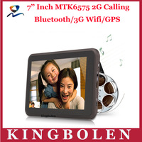 7''MTK 6575 2G Phone Call Tablet PC ,Android 4.0+Capacitive screen+Dual Cameras+SIM+GPS+TV+Bluetooth Low Price!
