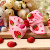 Korean Fashion Cute Baby children barrette Hair bands pincess bobby pin accessories kid girl  hairpins hair clip