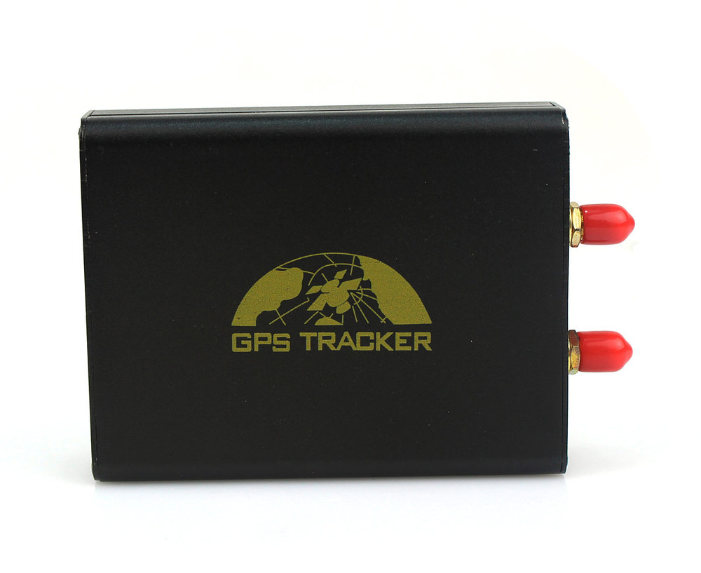 5pcs New Realtime GSM/GPRS/GPS Car Vehicle Tracker Quad Band SD Card Slot TK106A Q0076A Alishow(China (Mainland))