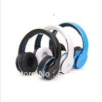 FREEshipping white black red purple HD headphone/headset with LOWEST price