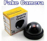 Cheapest Emulational Fake Decoy Dummy Security CCTV DVR for Home Camera with Red Blinking LED Free Shipping