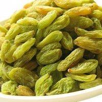 Free Shipping Xinjiang specialty raisin the Turpan natural natural yellow and green seedless raisins