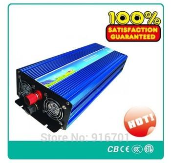 Pure Sine Wave Power Inverter 2000W peak 4000W DC 12V to AC 240V solar power system converter DC AC