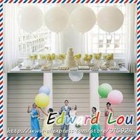 Wholesale Various Color   27 Inch  Big Fly Latex Balloons,Birthday Party Decoration Balloon,100pcs/lot giving  Balloons Ribbons