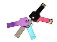 Promotional Gift Key Style USB Flash Drive Real 2GB 4GB 8GB 16GB 32GB Colorful Key USB pen drive Metal USB Gift Free Shipping