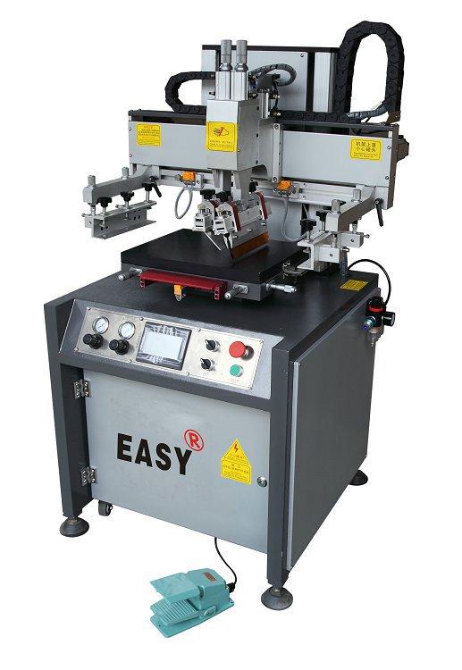 Flat Bed Screen Printing Machine(China (Mainland))