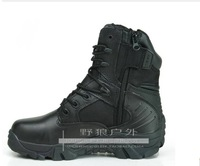 free shipping  U.S. delta combat boots tactical boot desert boots xue commando male boot