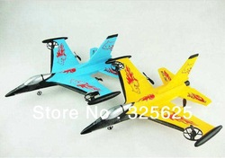 Wholesale 4CH Rc Radio F-16 Fighter plane Air Glider plane fighter aircraft airplane New Arrival !!!(China (Mainland))