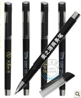 Advertising pen customize ballpoint pen oil pen quality scrub bar ballpoint pen logo