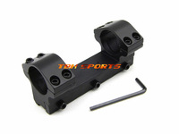 One piece scope mount Dia 25.4mm dovetail 11mm low type with stop pin+Free shipping(SKU12050124)