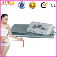 Free shipping + 100% guarantee!!! Portable 3 Zone Far Infrared Slimming Body Wrap Blanket for Spa