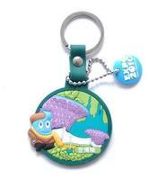 Freeshipping Shanghai World EXPO gift present souvenir HaiBao Hypon mascot Expo boulevard key ring key chain keyring P15690