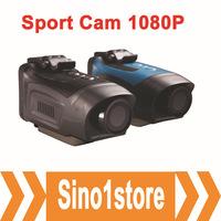 Crocolis Full HD Sport Camera,Extreme Sports Action Camera,1920*1080P@30FPS, Ambarella Chipset,1.5 inch Screen, 4X zoom