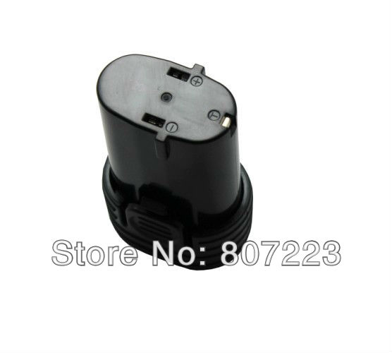 2PCS/Lot OEM battery for makita 7.2V battery Li ion BL7010 194355-4 194356-2 power tool(China (Mainland))