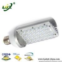 10Pcs LX-SL28-35W 35W E40/E27 led street light Bridgelux chip outdoor lighting