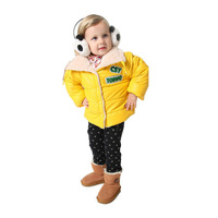 winter children's clothing , children 's winter cotton-padded jacket