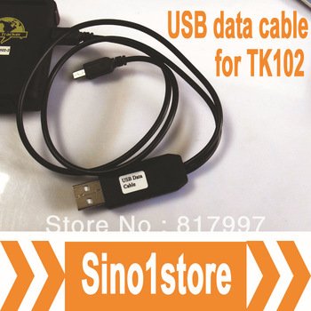 Original Xexun USB data Cable for GPS Tracker TK102,TK102-2,TK201,TK103,TK103-2,XT008,XT009