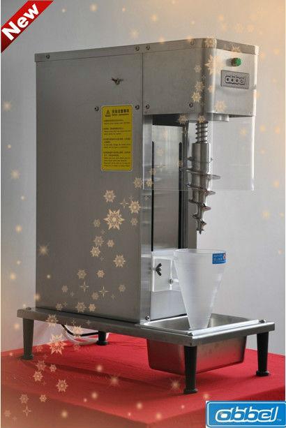 CE 110V/60Hz bottle water(pump) self-cleaning fruit frozen yogurt blending machine(China (Mainland))